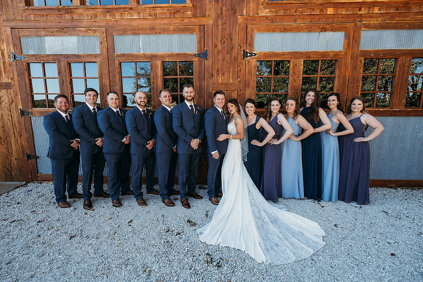 Wicked Pony Ranch - Wedding Party - Ditt