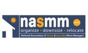 NASMM logo - National Association of Senior Move Managers