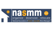 NASMM logo - National Association of Senior Move Managers