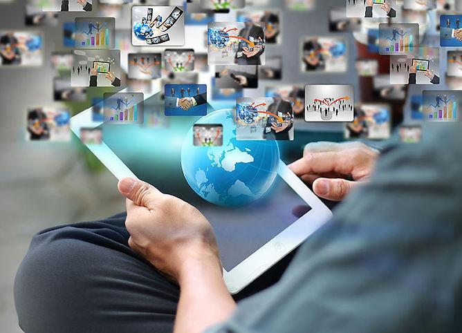 Social Media Marketing on the Internet