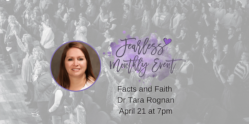 Facts and Faith with Dr Tara Rognan ONLINE INTERVIEW