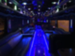 Penthouse Limo Bus Interior - All About