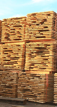 Air dried grade lumber - Madison County