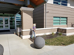 Eureka Elementary Scarecrow - Eureka, MO
