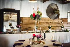 Wedding Centerpieces - Brookdale Farms -