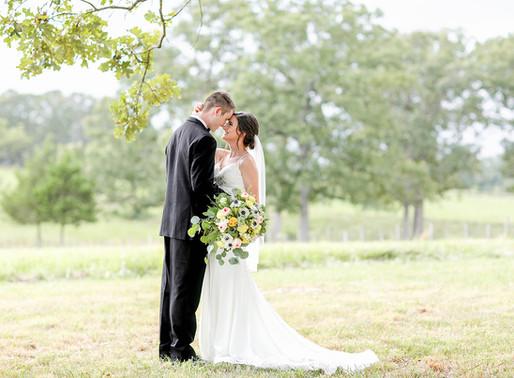 Missouri Summer Wedding Inspiration