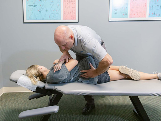 The Top Three Effects of a Chiropractic Adjustment