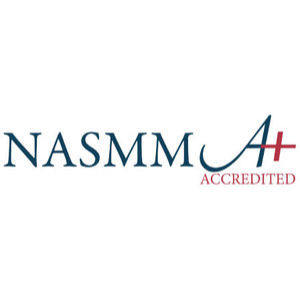 NASMM A+ Accreditation
