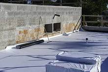 Commercial Roofing Synthetic waterproofi
