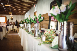 Wedding Decorations - Brookdale Farms -