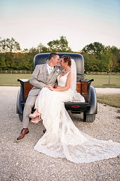 Kissing Couple at Brookdale Farms - Top