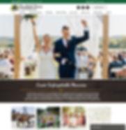 Brookdale Farms webste cover