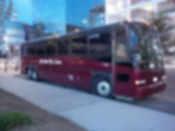 Ultimate 46 Passenger Party Bus - All Ab
