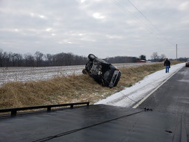 Accident Recovery by Quality Towing - Columbia, Illinois