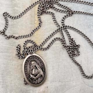St. Frances Xavier Cabrini Medal Before Custom Order by A Wear of Prayer