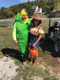 Brookdale Farms Jerry and Laura Kirk at