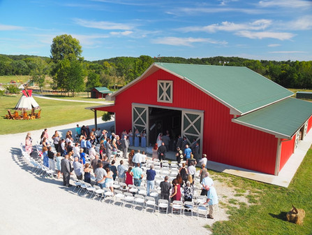 Outdoor Wedding at Wicked Pony Ranch - D