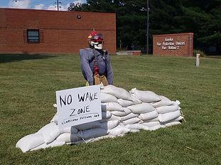 Eureka Fire Protection District Scarecrow - Eureka, MO