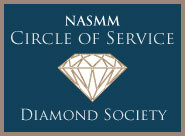 NASMM Circle of Service Diamond Society Move Elders WIth Ease