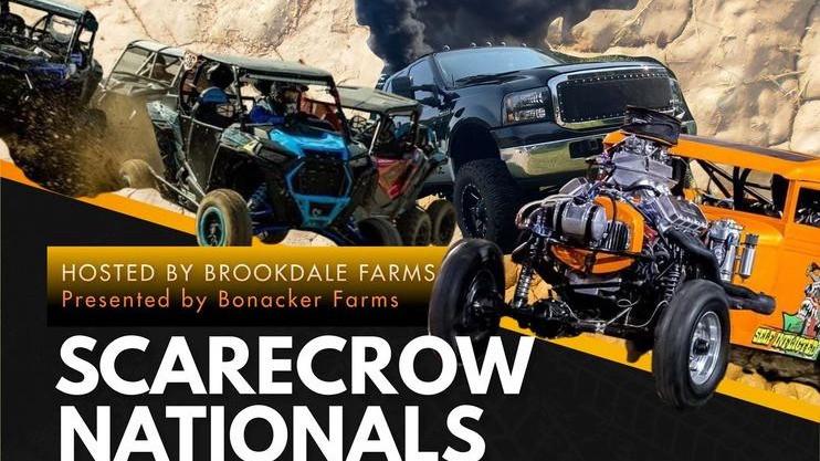 Spectator Registration: Scarecrow Nationals