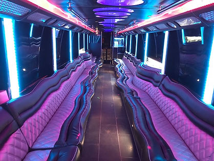 Hercules Super Premium Massive Party Bus