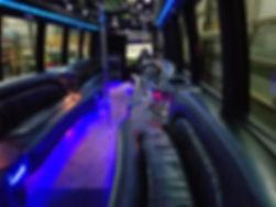 Pegasus Limo Bus Interior - All About Yo