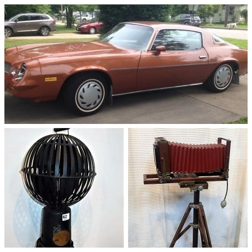 Ray Estate Online Auction Dutzow, MO