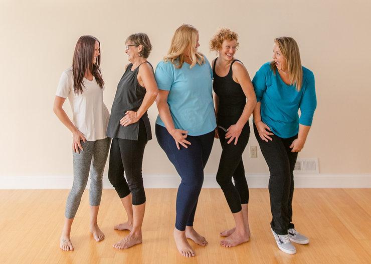 Massage Therapists and Pilates Instructor Staff at The Studio - Eureka, MO