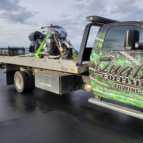 Motorcycle towing company - Motorcycle t