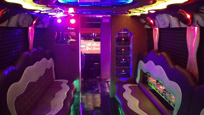 Atlantis interior - All About You Limos