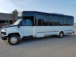 Centurion Party Bus - All About You Limo