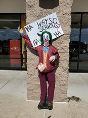 Imos Pizza Scarecrow - Eureka, MO