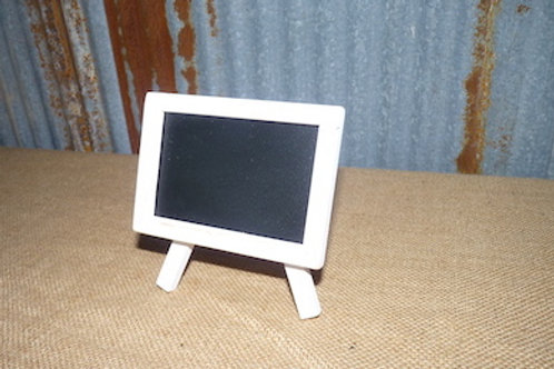 Little Chalkboard White - QTY 2
