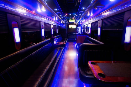 Limo Liner Limo Bus Interior - All About
