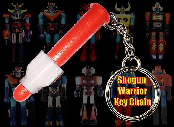 Shogun Missile Key Chain