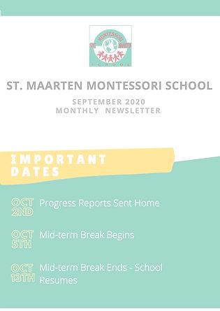 COVER St. Maarten Montessori School - SE