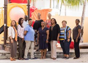 "Teacher Appreciation Week! Voices of the St. Maarten Montessori Staff -""The rewards of teaching"""