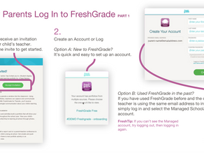 How to Login to Fresh Grade