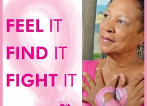 Pink Dress Down Day: A Success!