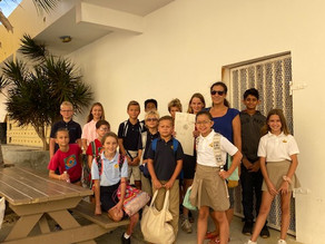 Congratulations! Montessori and CIA Students Place 2nd at Annual Swim Meet