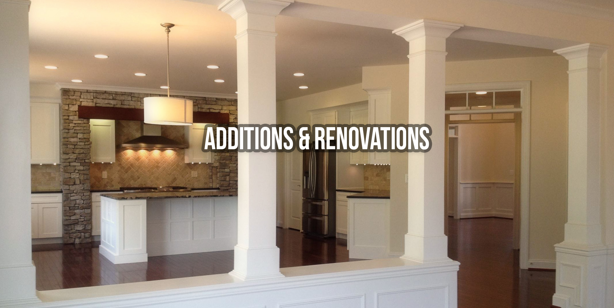 additions & renovations
