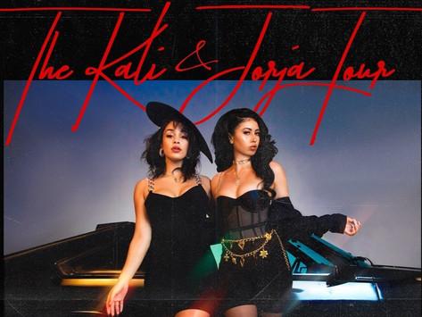 Kali y Jorja, el Tour más Hot
