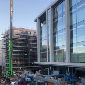 Cardiff Lane Commercial Development