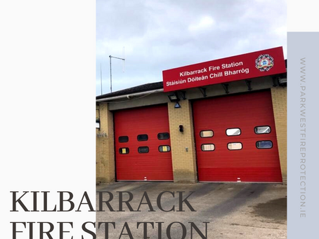 Kilbarrack Fire Station