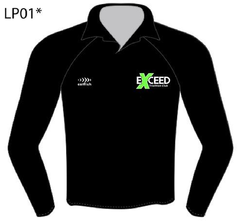 Club Long Sleeve Polo