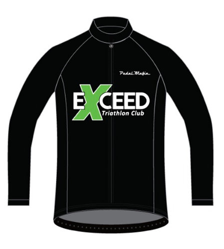 Exceed Long Sleeve Cycling Jersey