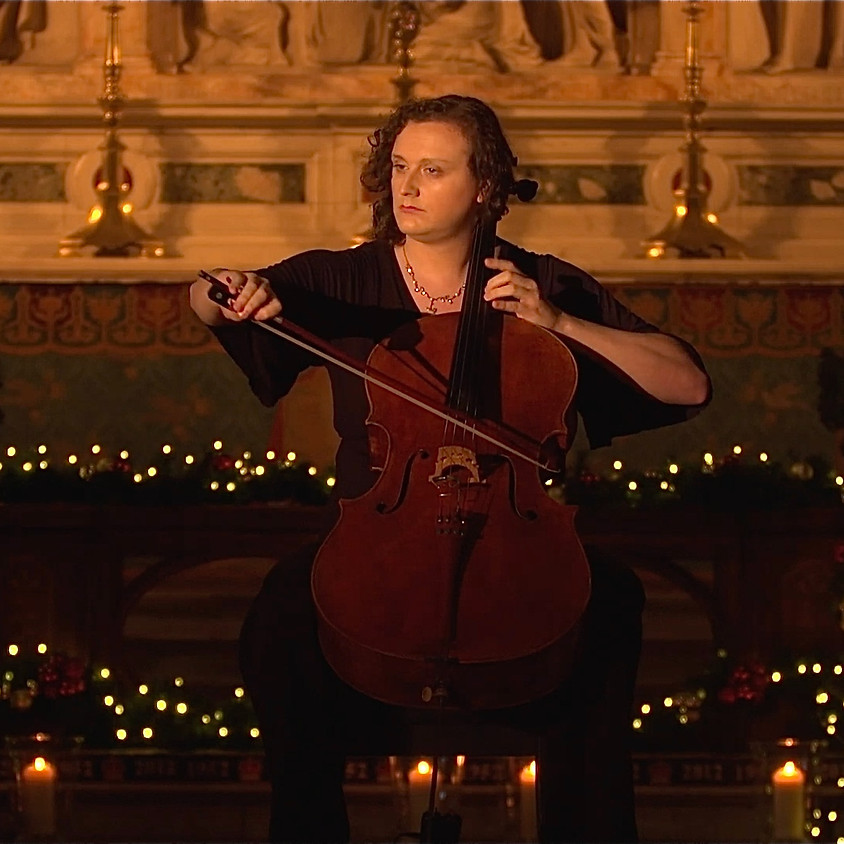 Jaclyn Rosenfeld by Candlelight: A Concert-Meditation