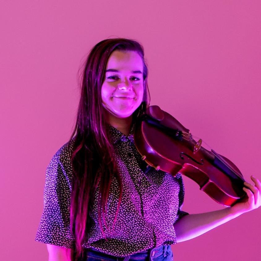 Georgie Davis: Viola Recital