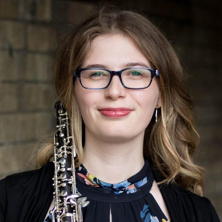 Vicky Richmond: Oboe Recital