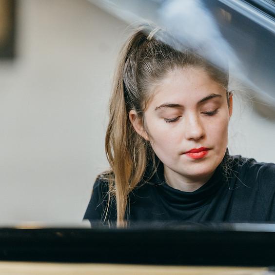 Cristiana Achim: Piano Recital
